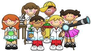 Science Fair Kids clipart