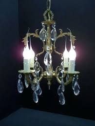 brass and crystal chandeliers chandeliers lighting vintage petite brass crystal chandelier small four light crystal chandeliers brass and crystal