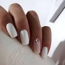 Nail Art Designs On White Nails Nail Art 4361 Bride Nails Trendy Nails Nails