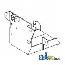 sheet parts tractortool com battery box primed