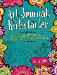 journal kicks there is a new journal book in town art journal kickstarter pages