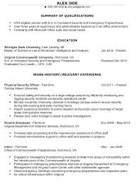 Military To Civilian Resume Examples Interesting Military Civilian Resume Builder Army Resume Example Us Army Address