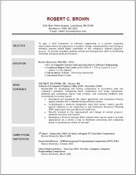 Best Objectives For Resume Possible Objectives For Resume Lovely Example Objective In Resume 18