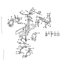 wiring diagram craftsman 917 254271 wiring diagram and schematic craftsman 11 h p 36 in riding lawn tractor parts model 917