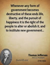 Thomas Jefferson Quotes QuoteHD Enchanting Life Liberty And The Pursuit Of Happiness Quote