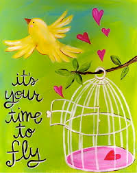 art words inspiration e it s your time to fly e il