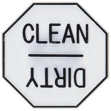 Dishwasher Brands Amazoncom Fox Run 5935 Clean Or Dirty Dishwasher Magnet Plastic