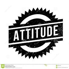 Attitude Design Attitude Rubber Stamp Stock Vector Illustration Of Heading