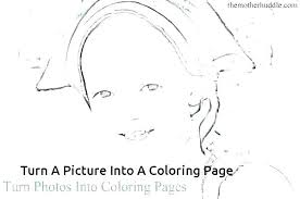 Good App That Turns Pictures Into Coloring Pages And Turn Pictures