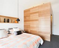 Contemporary Bedroom | West Coast | Wood Wall | Niche Above Bed | Bed Linen  | Hanging Pendant | Balaclava House | ArchiBlox | Bedroom | Pinterest ...