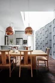 dining room design ideas stylish dining table and pendant lamp pairings 1