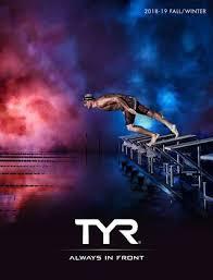 Tyr 2018 2019 Fall Winter Catalog By Tyr Sport Issuu