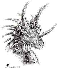 Hard Dragon Head Coloring Pages 1466 Dragon Head Coloring Pages