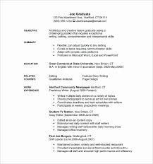 Sample Resume For Freelance Writer Sample Resume For Freelance