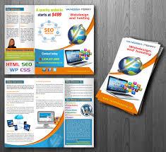 Pamphlet Designs For Stationery Shop Bold Playful Shop Brochure Design For A Company By Esolz