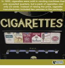 Cigarette Vending Machine Price Gorgeous In 48 Cigarettes Were Sold In Vending Machines That Only Accepted