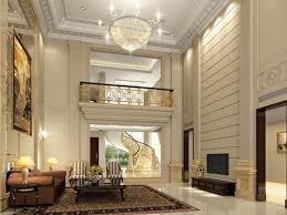 luxury living room decorating ideas with high ceiling