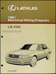 1991 lexus ls 400 wiring diagram manual original Lexus Wiring Diagram Nakamichi C742uoa 91 Lexus Ls400 Wiring Harness Diagram #18