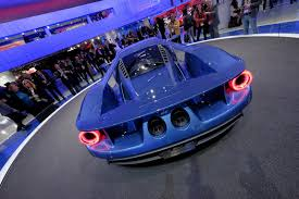 5 Things To Know About The 2016 Ford GT So Far   Carscoops