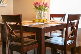 Kitchen Table Makeover Dining Room Table Makeover Rumfield Homestead