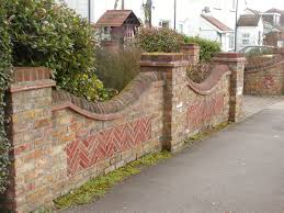 Small Picture Outstanding Garden Brick Wall Designs 55 With Additional Home