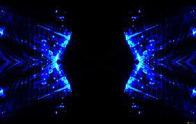 Dark Blue Light Download Free Picture Lights Fractal Background Blue Dark On