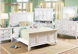 white queen bedroom sets. Lovely White Queen Bedroom Sets Shop For A Belmar Panel 7 Pc Kg At