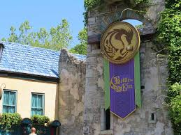 review battle for eire behind the scenes tour at busch gardens williamsburg
