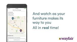 Wayfair Enables Furniture Delivery Tracking Service Homeworld Business
