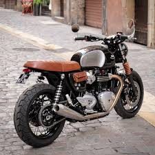 tracker pack for triumph thruxton 1200 by baak motorcycles