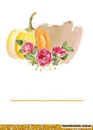 Pumpkin Invitations Template Free Pumpkin Unicorn Invitation Templates Free Invitation