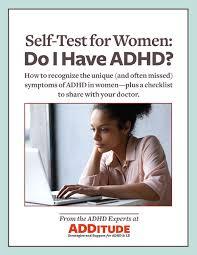 Add symptoms adult women
