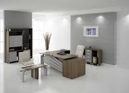 Furniture Small Office With L Shaped Desk And Floor Lamp Also Small Office Desk Design Ideas