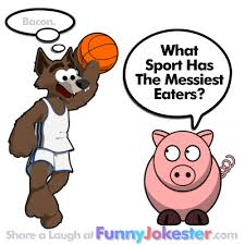 funny sports joke