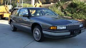 90 Buick Regal Limited 1 Owner 27K Orig Mile Car - YouTube