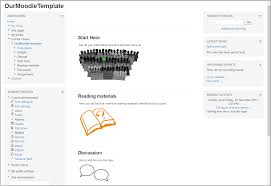 moodle templates creating course templates in moodle 2 6 moodle blog