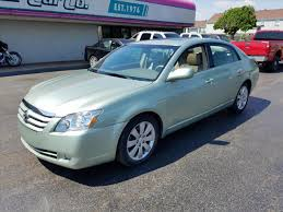 Green Toyota Avalon In Ohio For Sale ▷ Used Cars On Buysellsearch