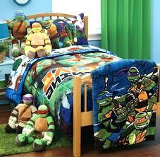 Ninja Turtles Bedroom Bed Excellent Teenage Mutant Ninja Turtles ...
