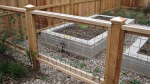 make a framed in fence with welded wire fencing 2018 athelredcom
