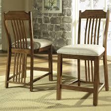 Craftsman Stool And Table Set Somerton Craftsman Bar Stool Set Of 2 417 38