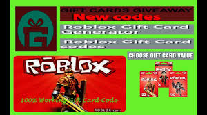 new update how to get roblox gift card free code generator