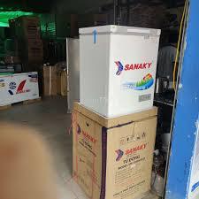 Tủ đông Sanaky mini 100lit hạ giá có inverter - 87892300
