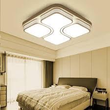 Hg 36w Dimmbar Mit Fernbedienung Schlafzimmer Leuchte Weiß Modern