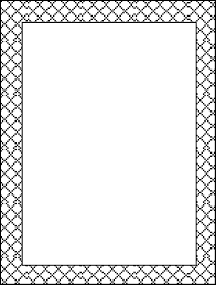Dtp Border Designs Ten Versatile Black And White Borders For Any Dtp Project