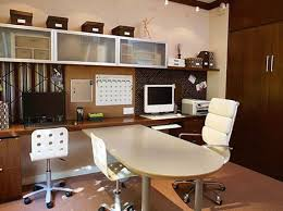 two desk office. view in gallery workstations design combined with a shared planning board two desk office o