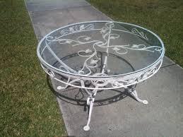 salterini wrought iron furniture. Vintage Salterini Wrought Iron Furniture Patio \u2013 Home Design I