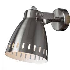 <b>Настенный светильник ARTE Lamp</b> Luned матовое серебро ...