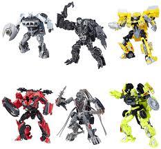 Купить <b>игровой набор</b> Трансформеры <b>Hasbro</b> Studio Series 6 ...