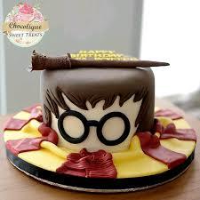 Harry Potter Cake For Anita Chocolique