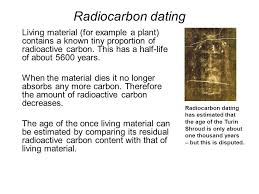 igcse physics carbon dating
